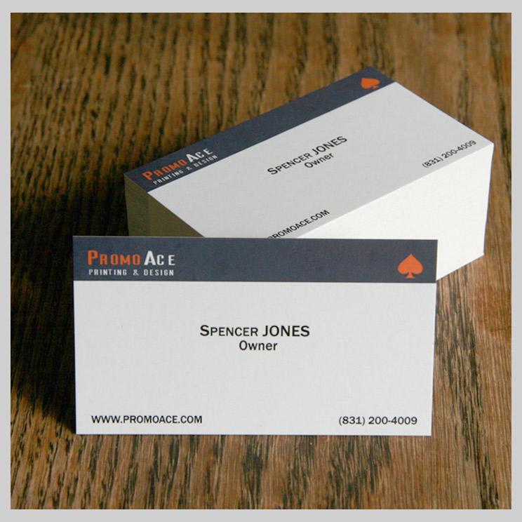 Business Cards - Promo Ace